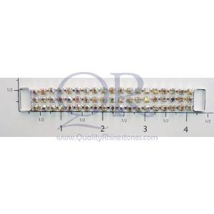 AB 4 1/4 3 Row Medium Chain Connector